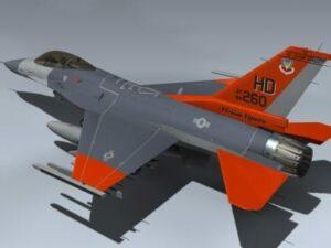 QF16 Aerial Target