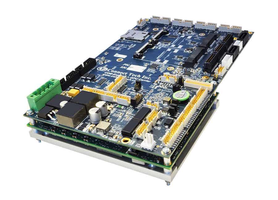 COM Express® + GPU Embedded System