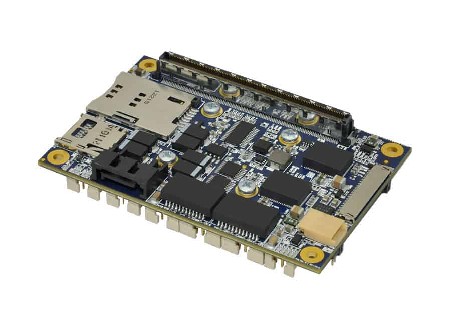 COM Express® Type 10 Mini Carrier Board