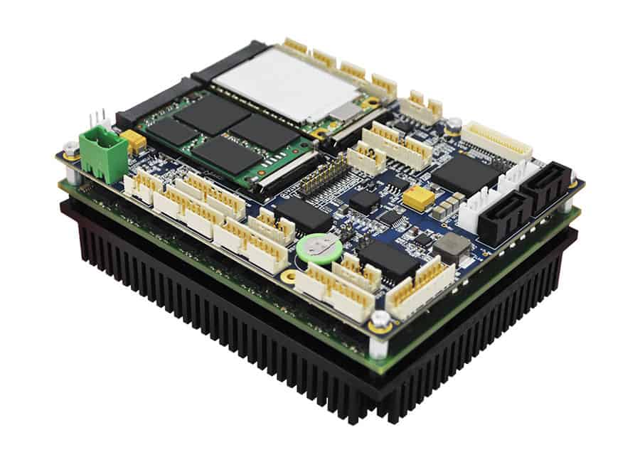 COM Express® Type 6 Rugged Ultra Lite Carrier Board