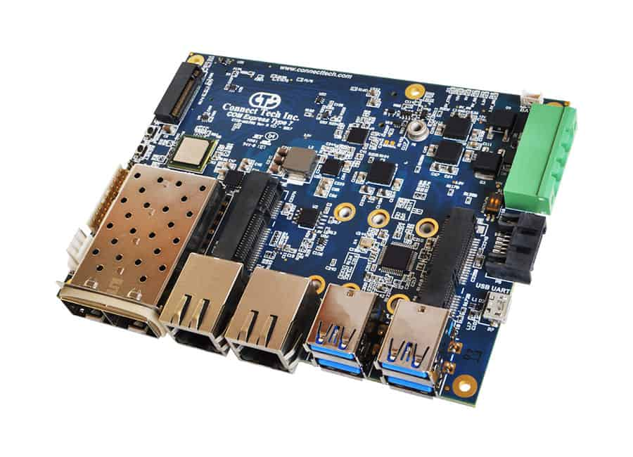 COM Express® Type 7 Carrier Board