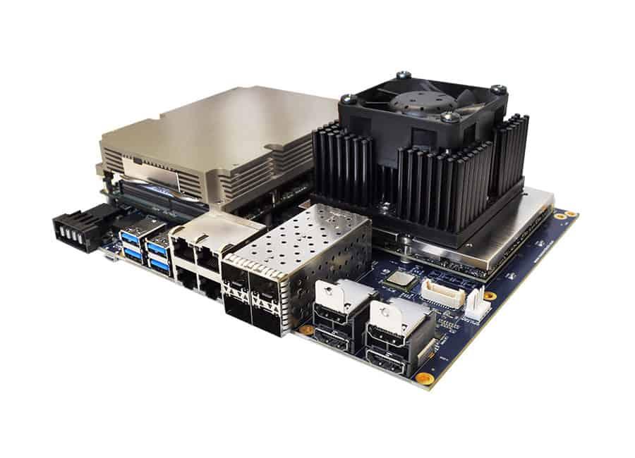 COM Express® Type 7 + GPU Embedded System