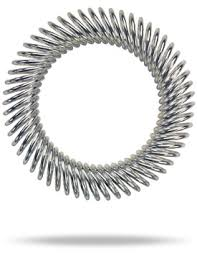 Canted Coil Spring