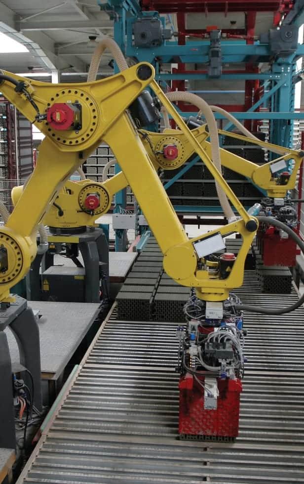 HG1120 MEMS IMU for Robotics