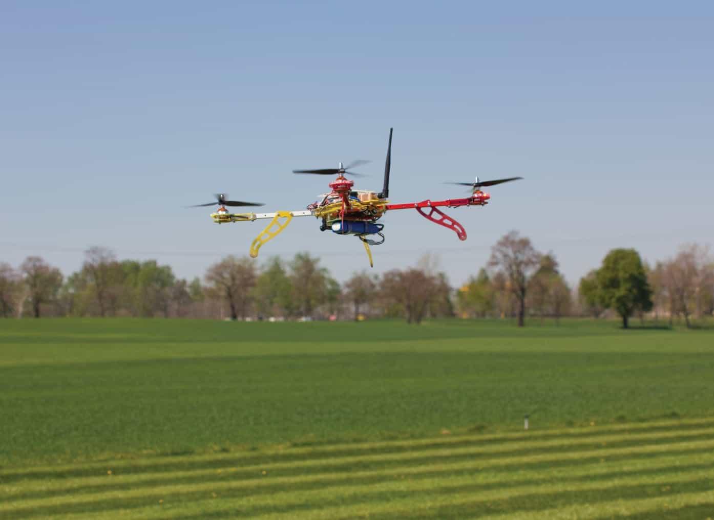 HG4930 MEMS IMU for UAVs