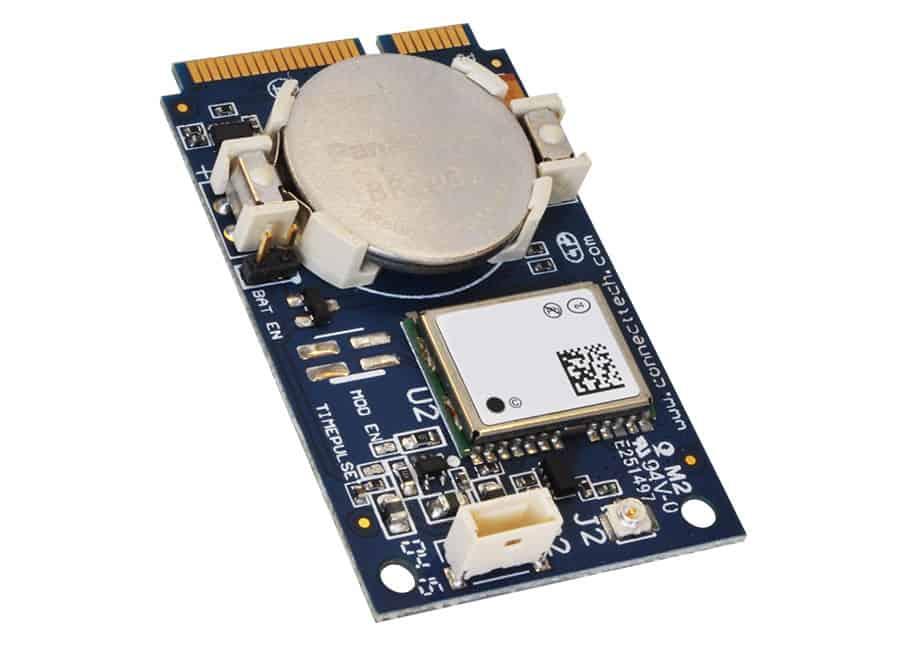 Mini PCIe GPS