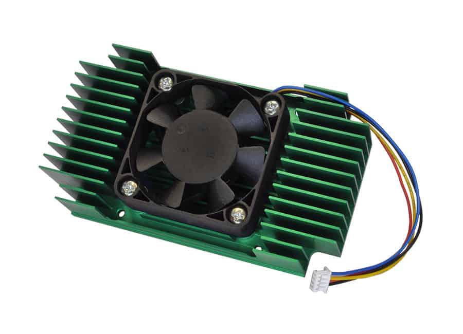 NVIDIA® Jetson™ TX2:TX2 4GB:TX2i:TX1 Active Heat Sink