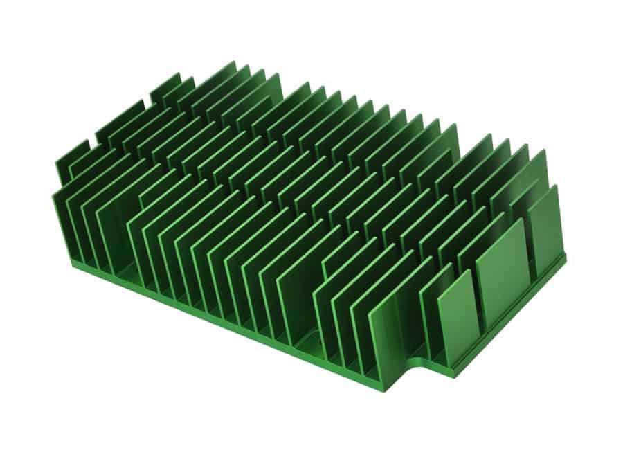 NVIDIA® Jetson™ TX2:TX2 4GB:TX2i:TX1 Passive Heat Sink