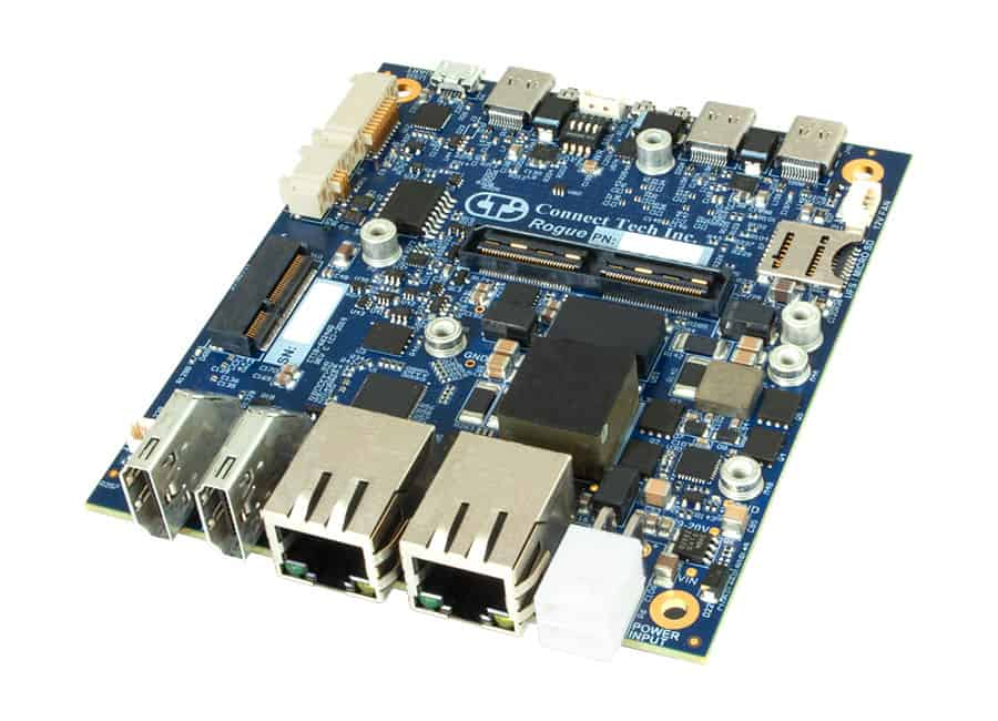Rogue Carrier for NVIDIA® Jetson AGX Xavier™