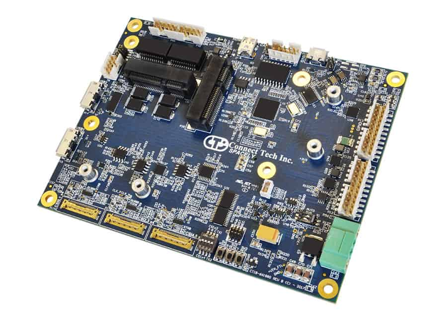 Spacely Carrier for NVIDIA® Jetson™ TX2:TX2i:TX1