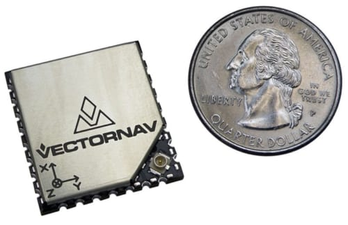 Vectornav Releases The World S First Gps Aided Inertial