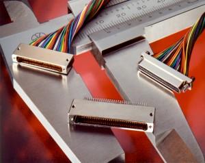Nanominiature connectors