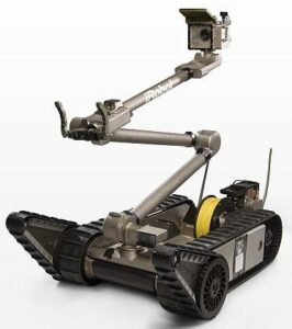 iRobot 510 PackBot 3