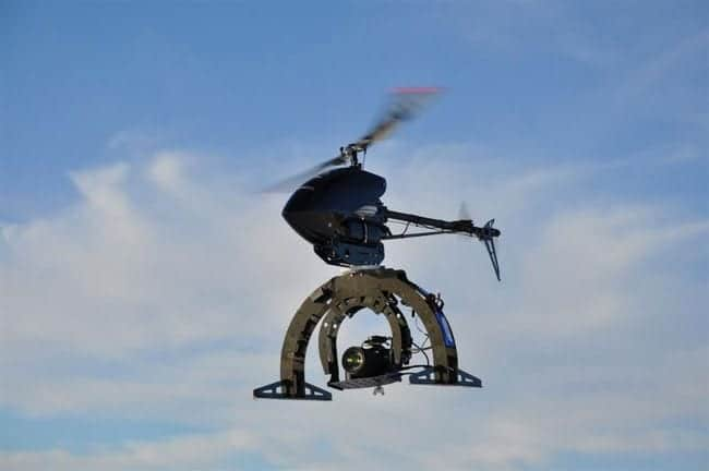 Helikoptermann 2
