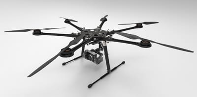 The S800 Hex-Rotor UAV is affected by the bug