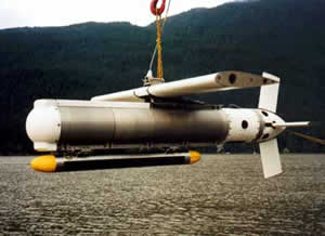 Ise To Supply Royal Canadian Navy With Aurora Towfish Auv