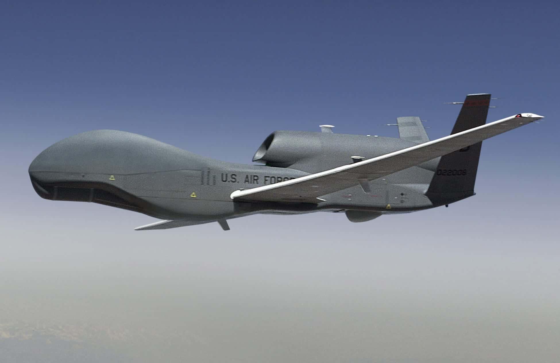 Exclusive A K Inside Nasa S Global Hawk Hangar