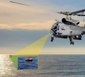 Kestrel Maritime surveillance system