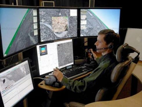 Uav Ground Control Station Unmanned Systems Technology