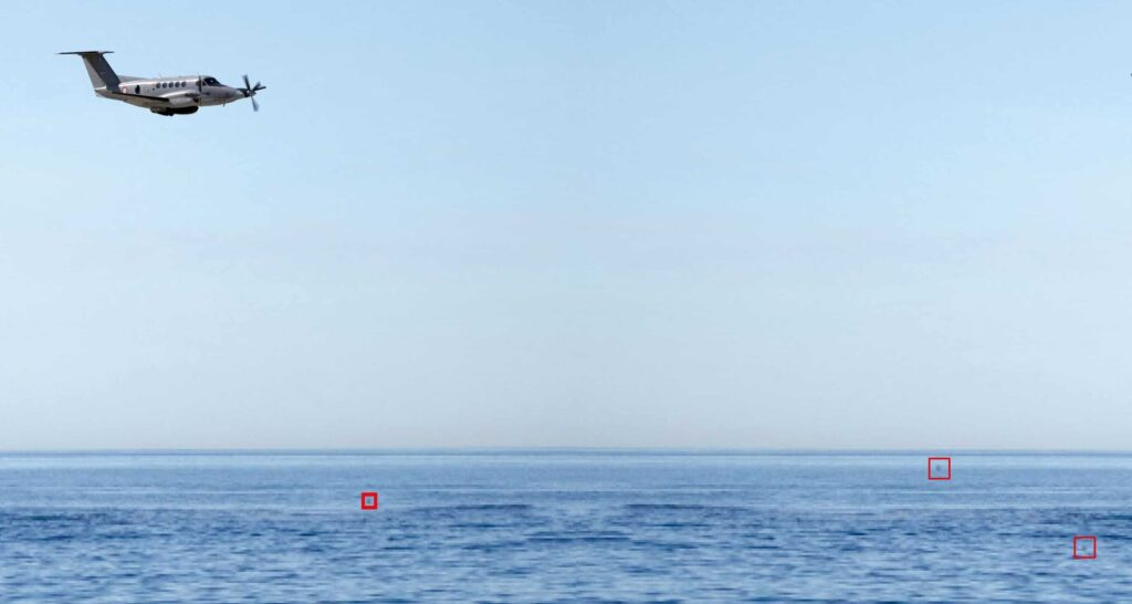 ViDAR maritime surveillance system