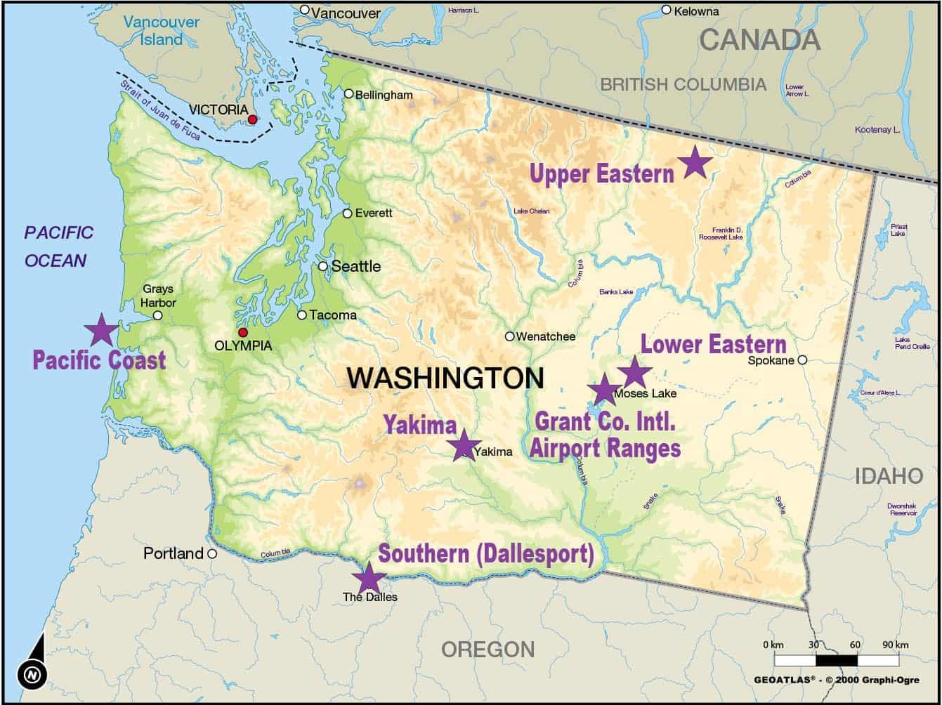 State Parks in Washington Wikipedia