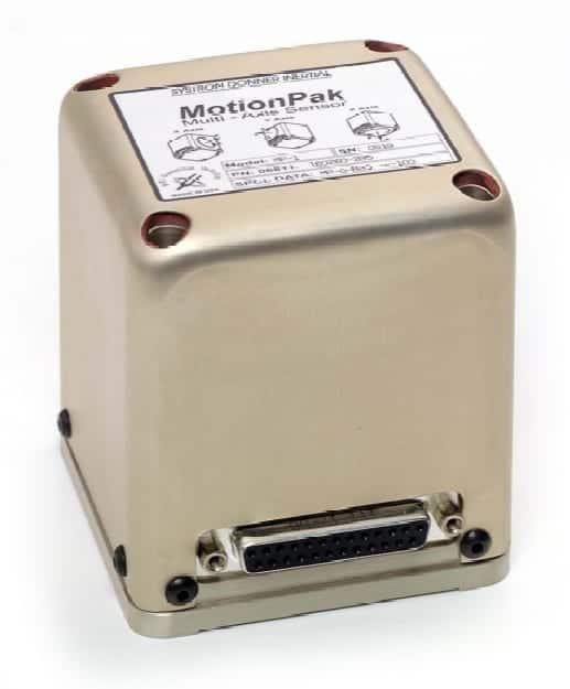 MotionPak Multi-Axis Inertial Sensing System