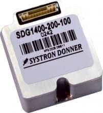 SDG1400 Single-Axis Analog Gyroscope