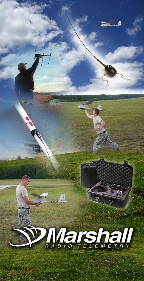 UAV Tracking Systems