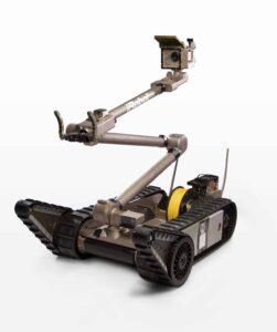 The iRobot 510 PackBot