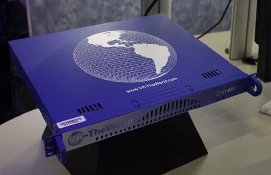 MAK VR-TheWorld Streaming Terrain-Server