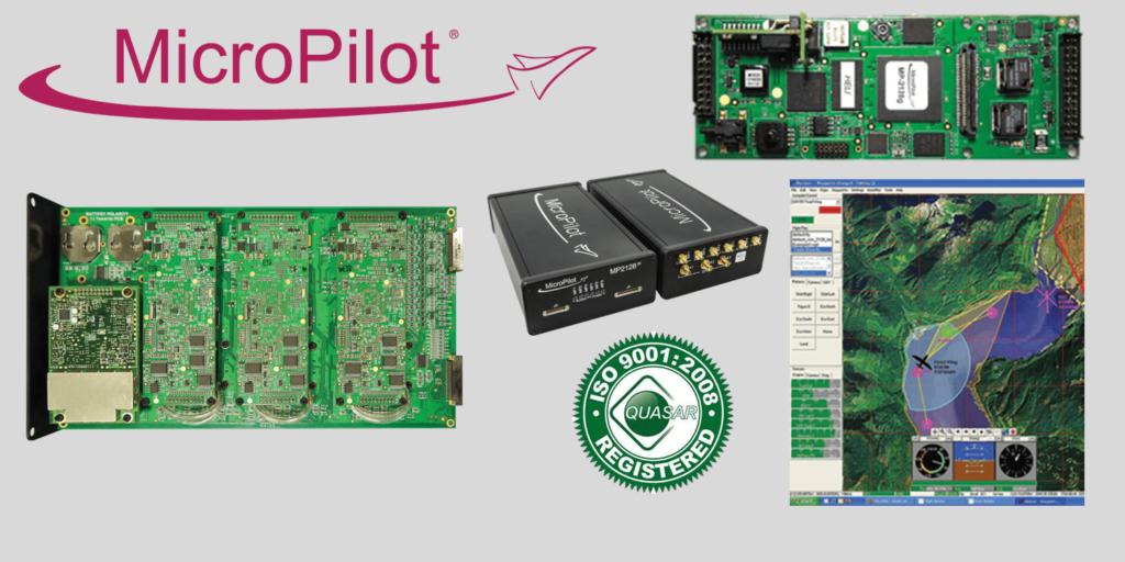 Micropilot UAV Autopilots