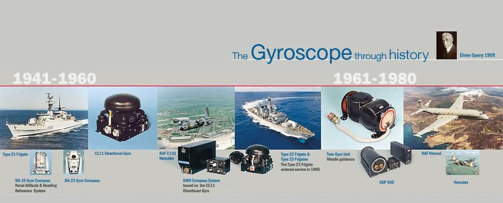 Silicon Sensing Celebrates 100 Years Of Gyro Production
