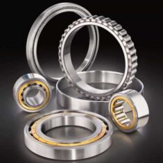 Large Cylindrical Ball Bearings