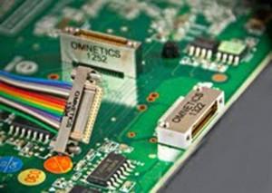Omnetics' Bilobe-Circuit 3 board