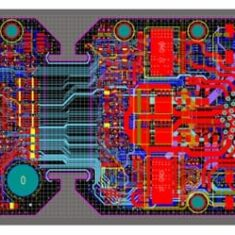 UAV ECU Circuit Design & Layout