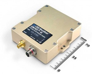 3DM-RQ1-45 Ruggedized Tactical Grade GPS Aided Inertial Navigation System