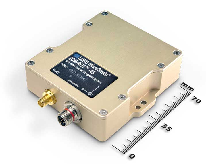 New Profile For Lord Microstrain Inertial Sensors Dvrts