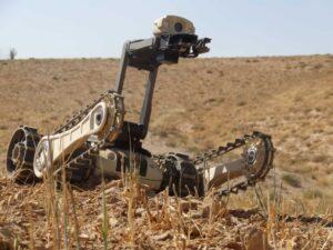 Micro Tactical Ground Robot