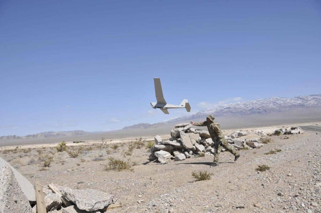 Unmanned aircraft systems trade shows