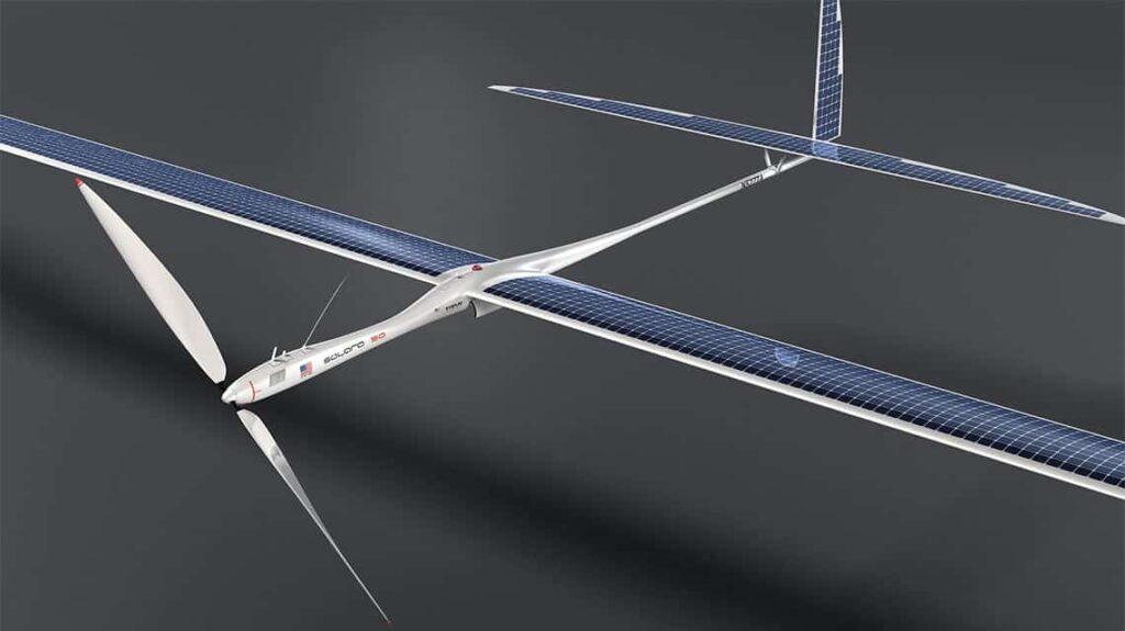 Titan Aerospace SOLARA Atmosat Platform