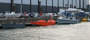 ASV Unmanned Surface Vehicles