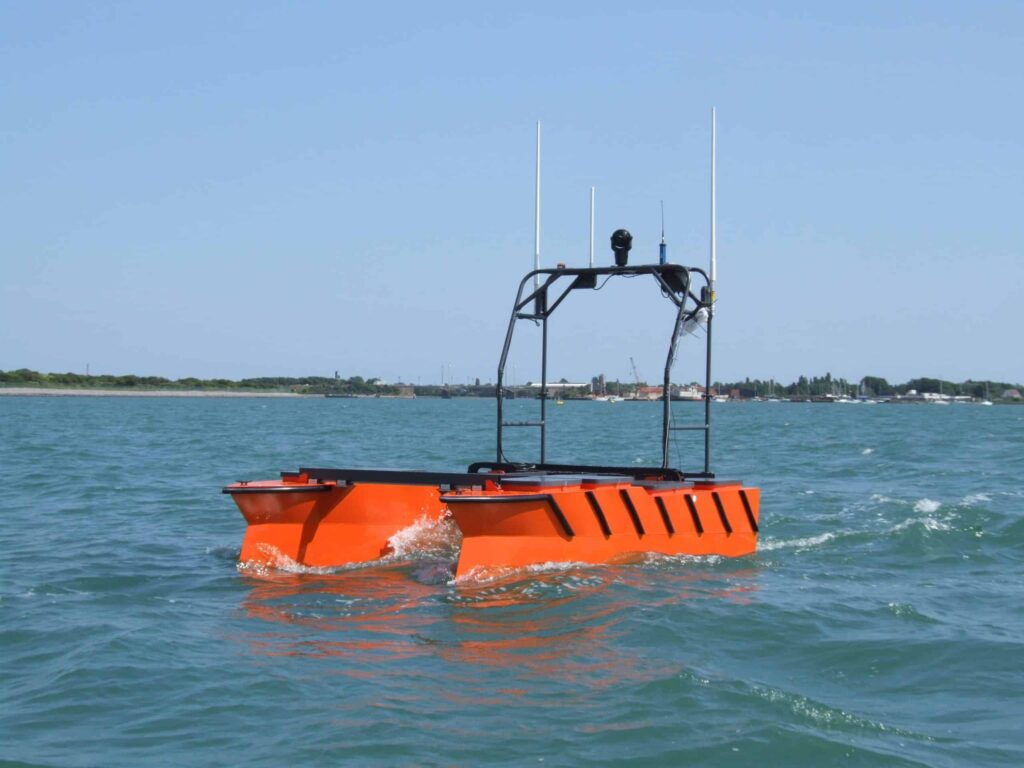 C-Cat 4 Unmanned Surface Vehicle