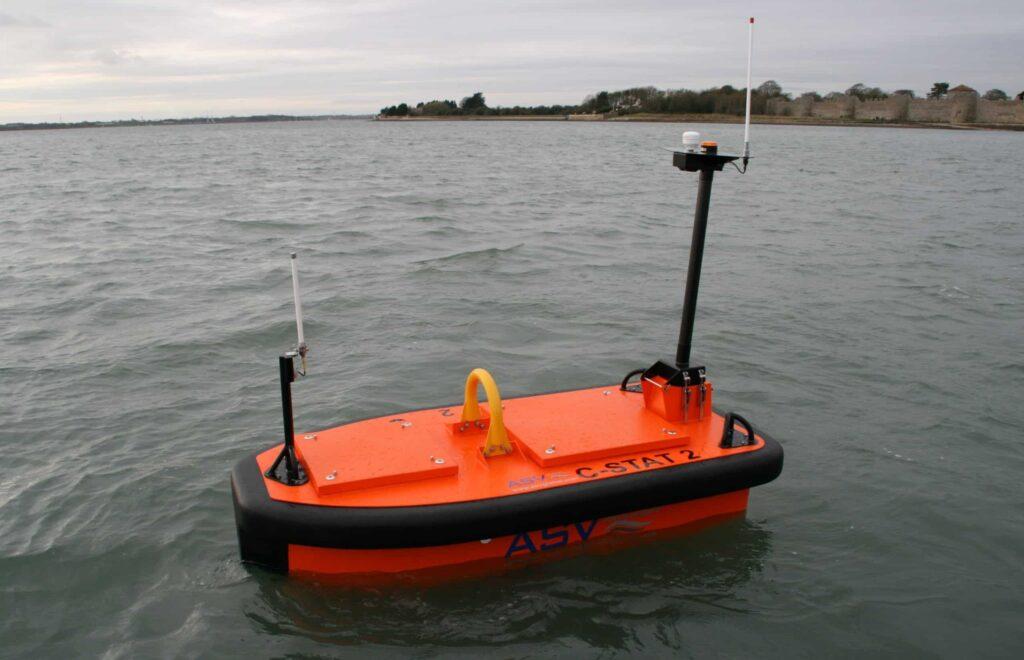 C-Stat 2 Mobile Buoy System