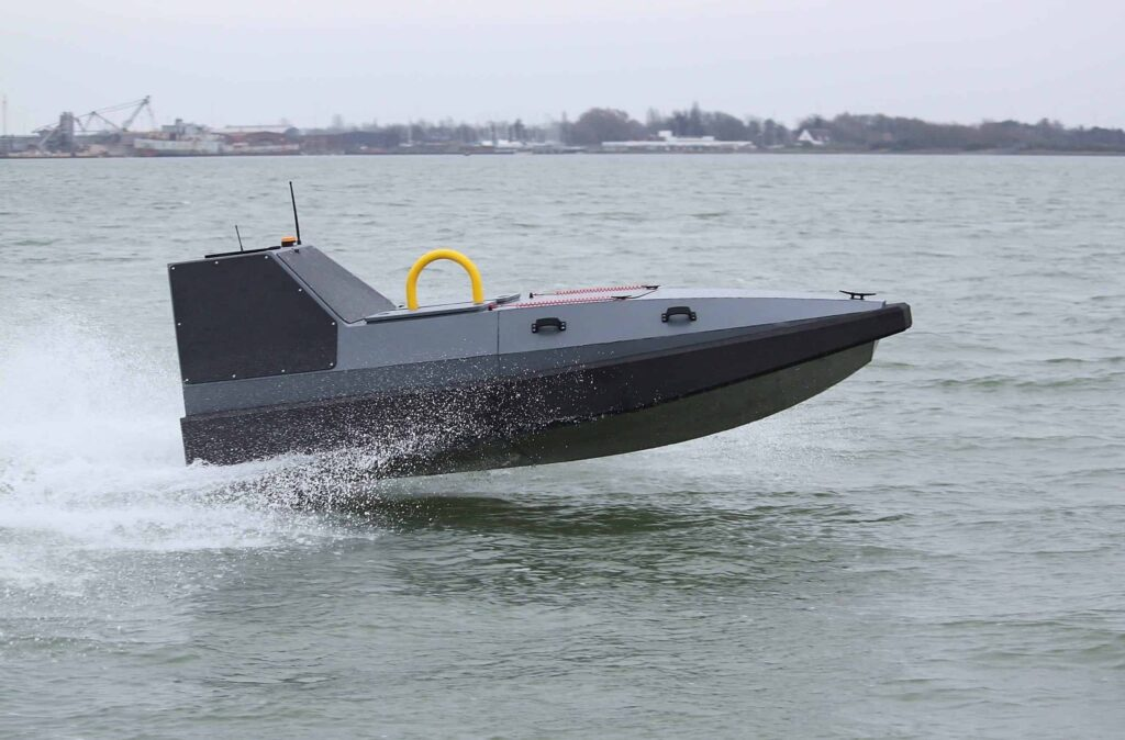 Unmanned Surface Vehicles Usv Unmanned Marine Systems L3 Asv