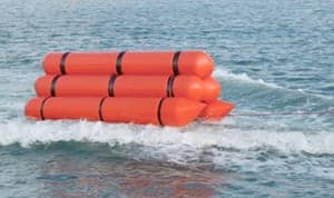 Inflatable Towed Target