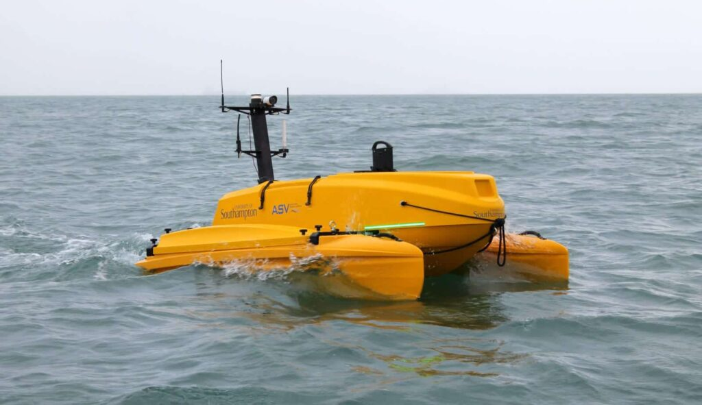 C-Cat 3 Small Multipurpose Work USV