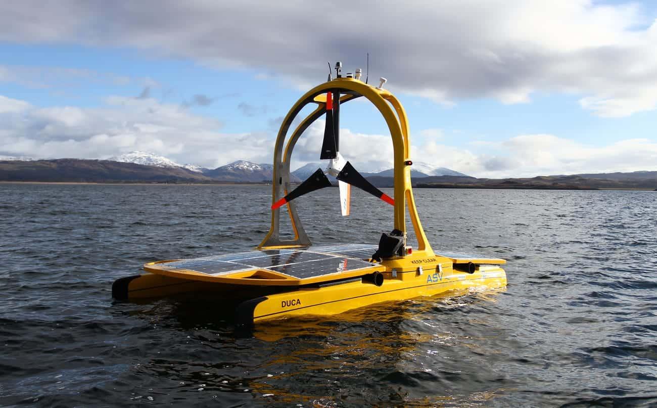 C-Enduro Solar Unmanned Surface Vehicle