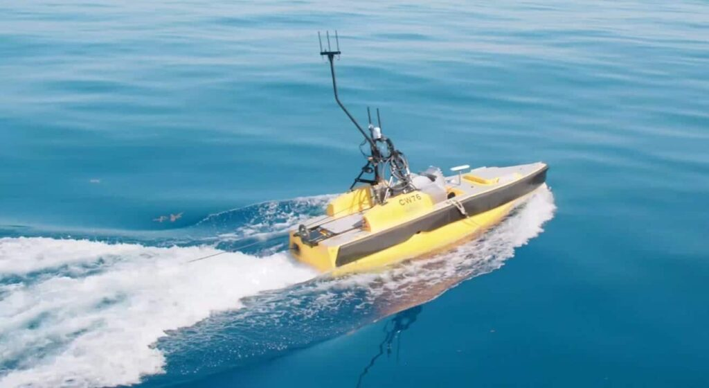 C-Worker 5 Hydrographic Surveying ASV