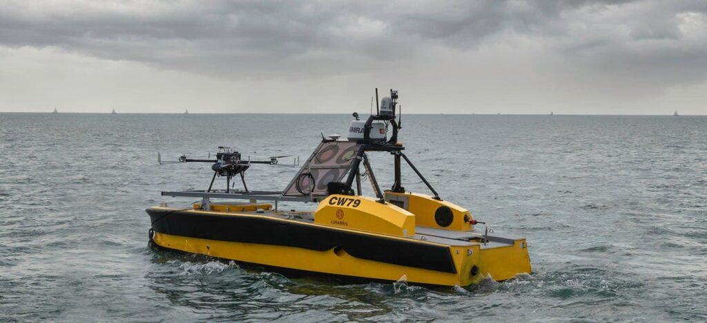 C-Worker 5 Hydrographic Surveying ASV