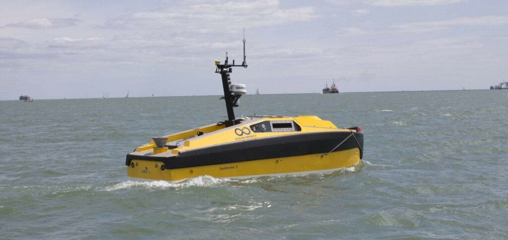 C-Worker 8 Multi-Role Offshore ASV
